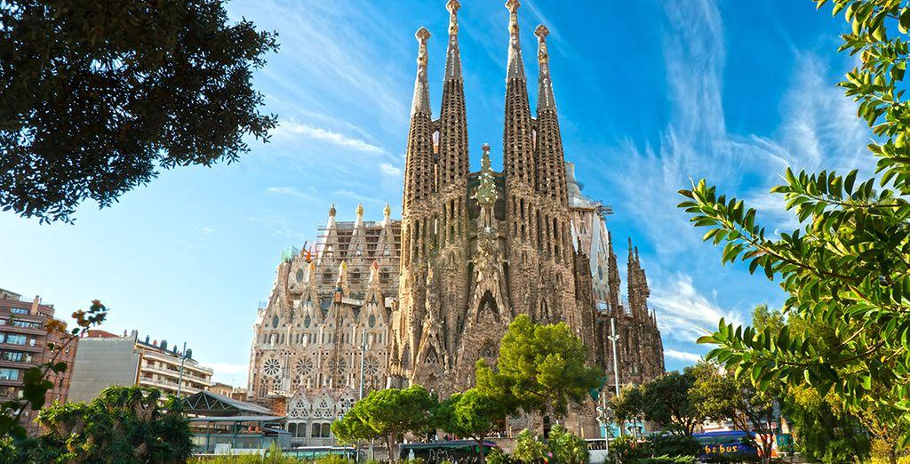 Begin in Barcelona