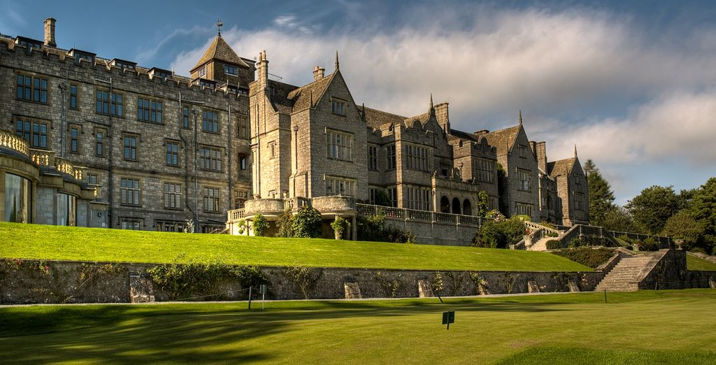 Welcome to the grand Bovey Castle - Bovey Castle***** - Devon, Dartmoor National Park - England Devon
