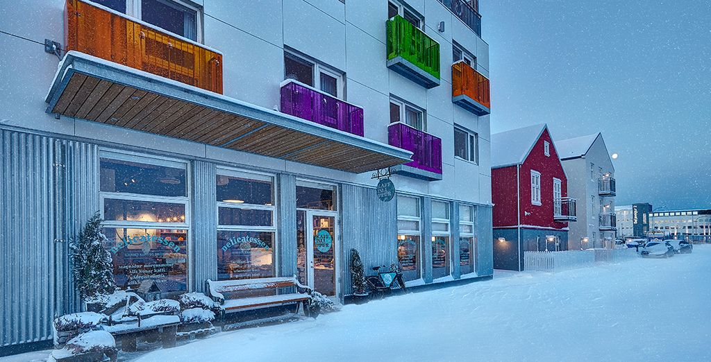 Reykjavik Marina Residence 4* - boutique hotel at the last minute
