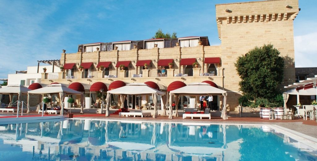 Welcome to Messapia Hotel