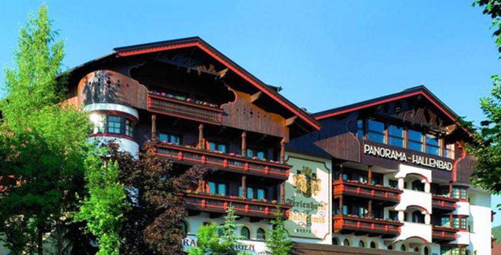 - Ferienhotel Kaltschmid**** - Seefeld - Austria Seefeld