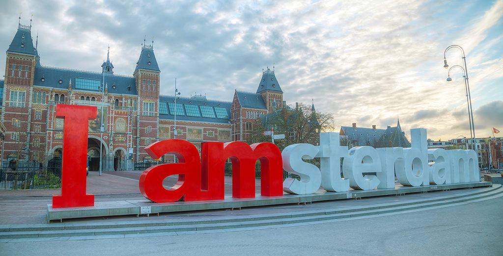 Activities in last minute deals to Amsterdam