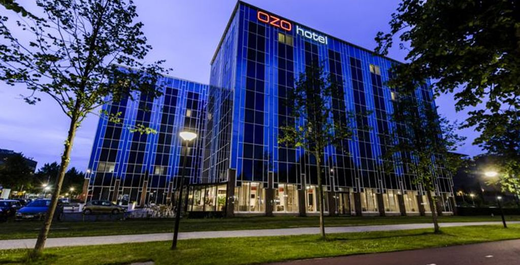 Welcome to OZO Amsterdam