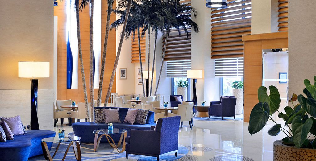 And beautiful modern and stylish interiors