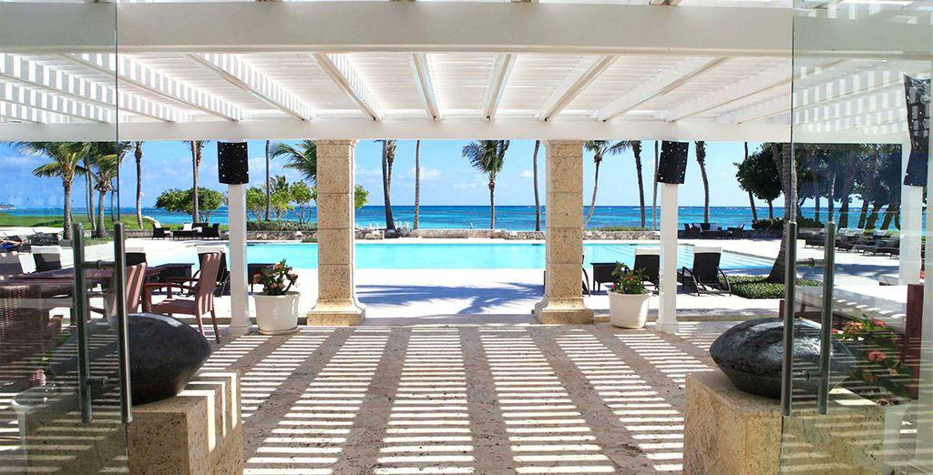 A 5* property designed by Oscar de la Renta