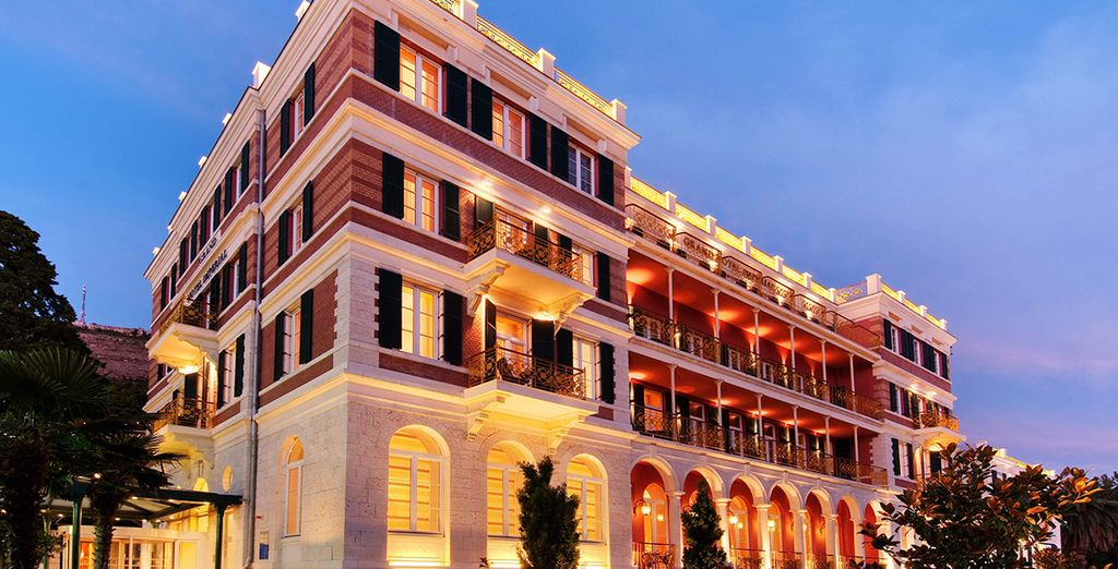 Hilton Imperial Dubrovnik 5* - City Breaks Deals