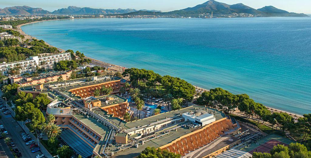 Visit amazing Mallorca