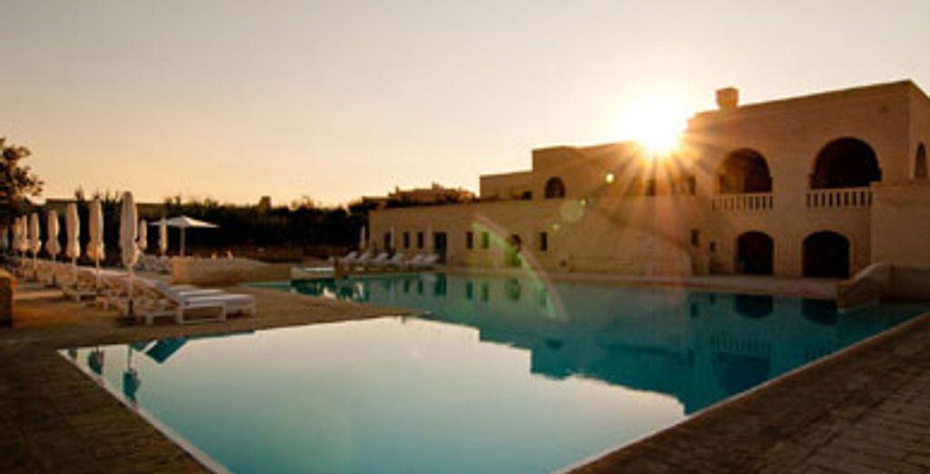 - Borgo Egnazia Spa & Golf Resort***** - Savelletri di Fasano - Italy Savelletri