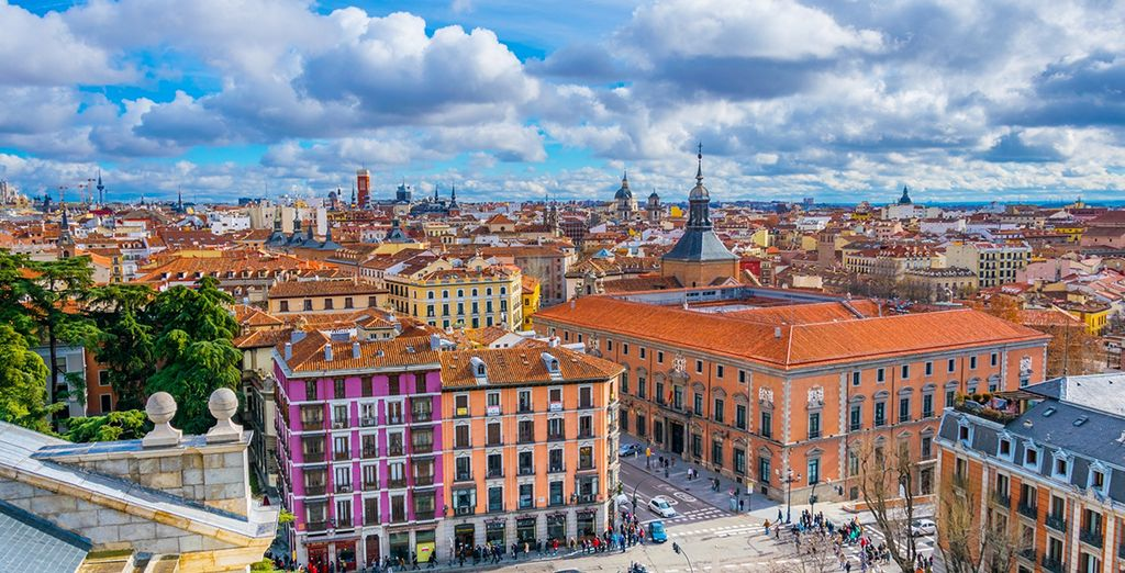 Now is the time to visit unforgettable Madrid