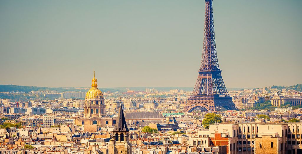 Uncover the wonders of Paris