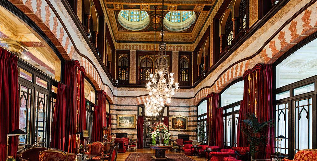 Istanbul's most iconic hotel