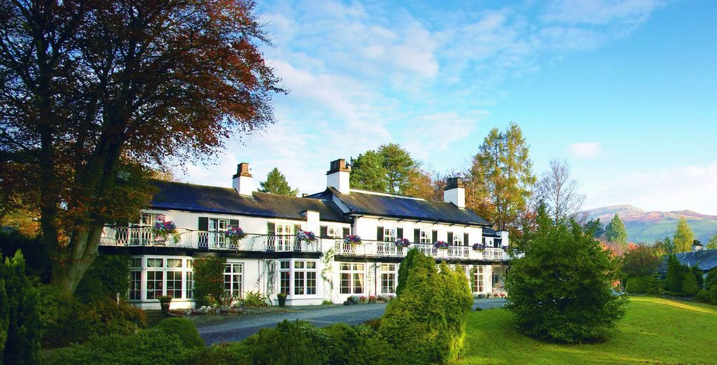 Welcome to Rothay Manor 4*