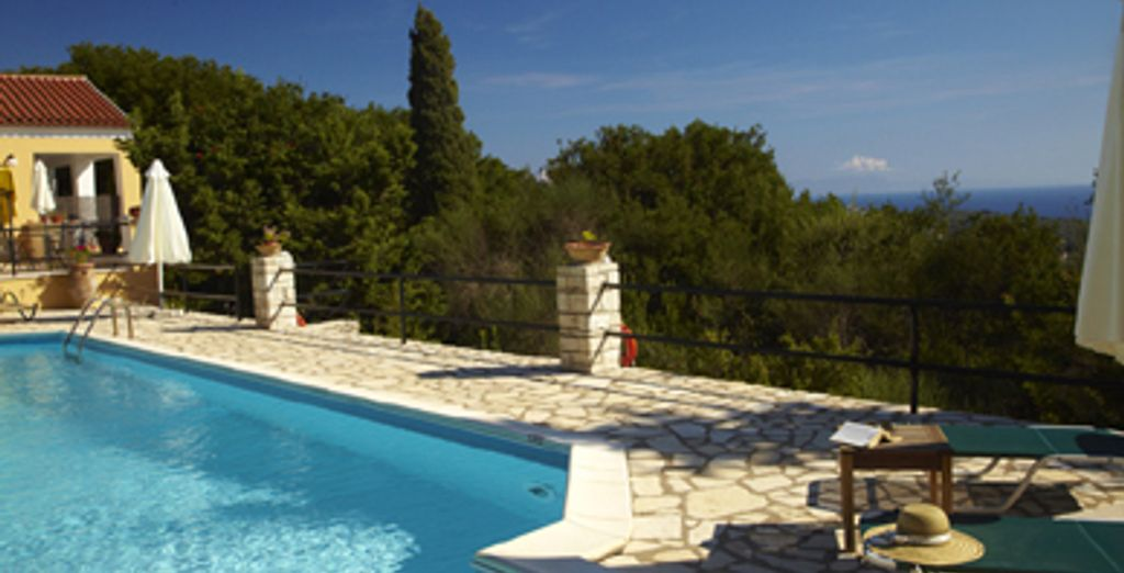 - Margarita Apartments - Paxos - Greece Paxos
