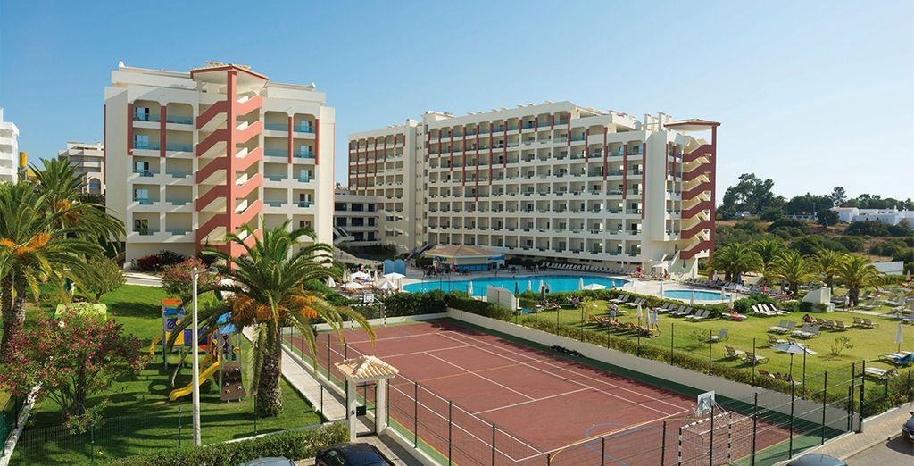 Including excellent recreational facilities