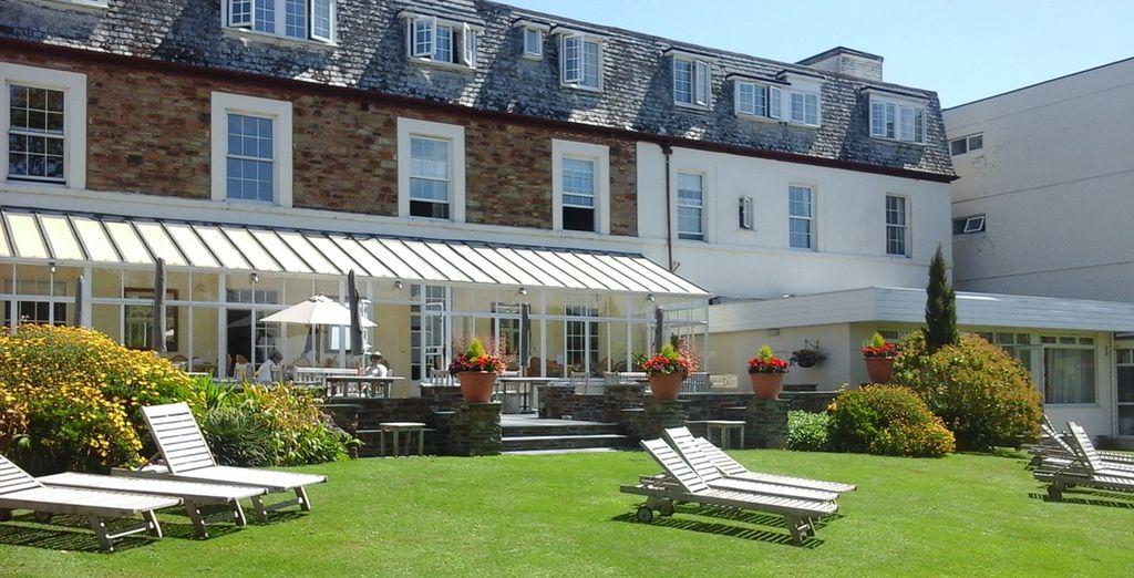 Budock Vean Hotel 4*