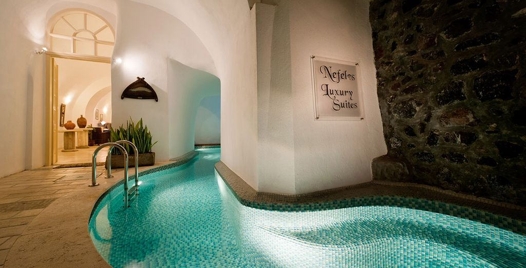 and unwind in the spa...