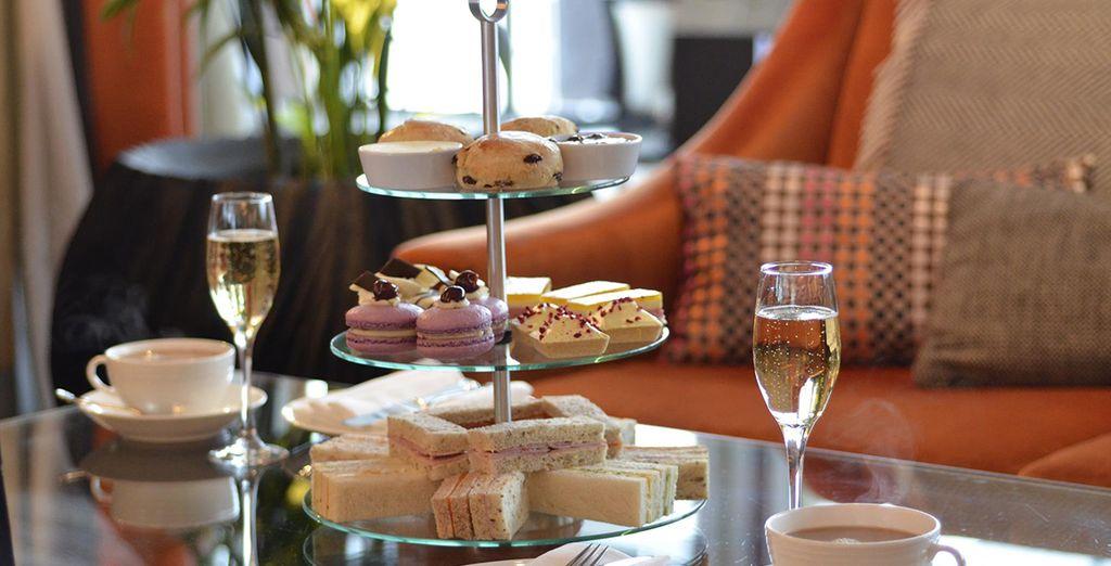 Fancy a bit of Afternoon Tea?