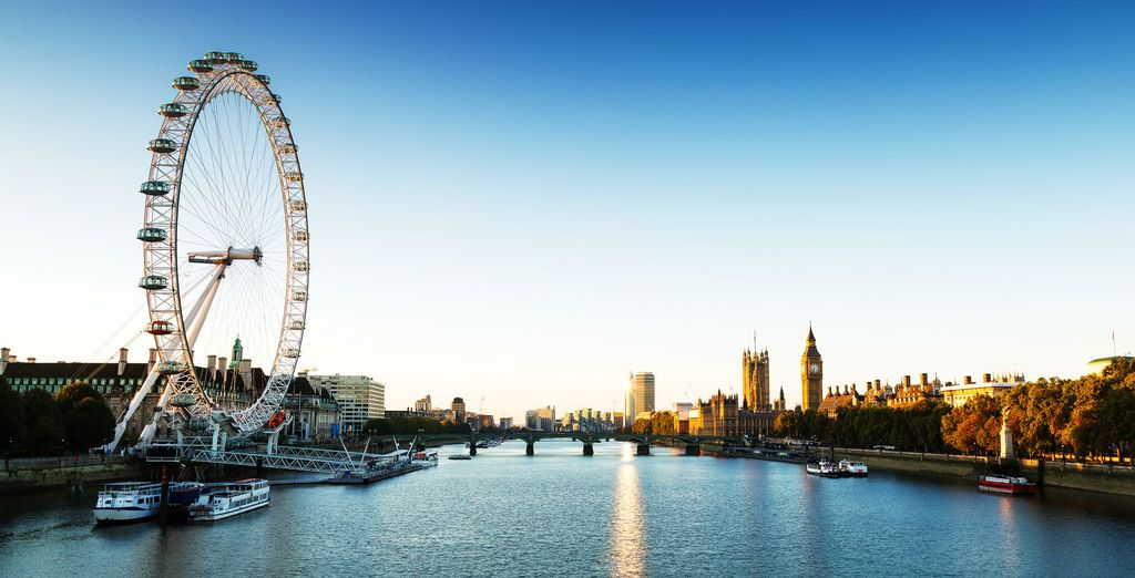 Discover all the beauty London has to offer