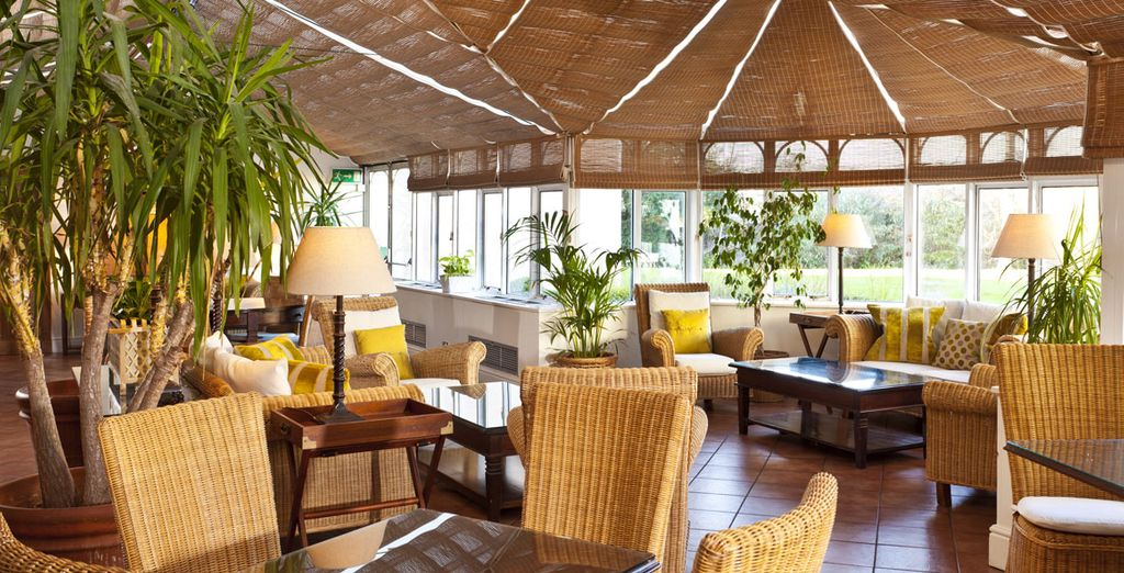 Rowton Hall Hotel 4* - Hotel in Chester