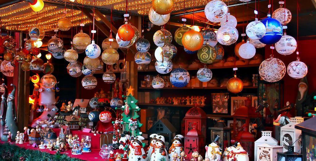 Explore magnificent Christmas markets