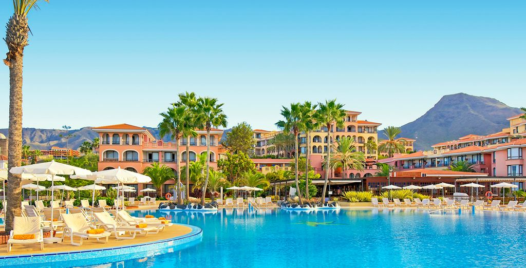 Iberostar Anthelia Palace 5* in Tenerife