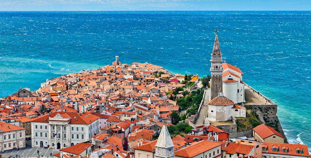 On the Adriatic Coast, home to some picturesque cities