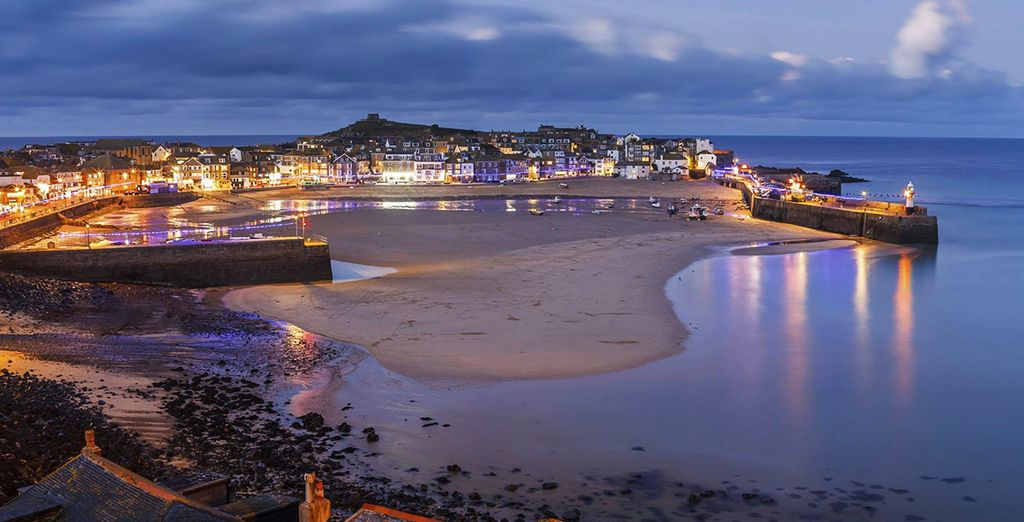 New Year Breaks in Cornwall, St Ives