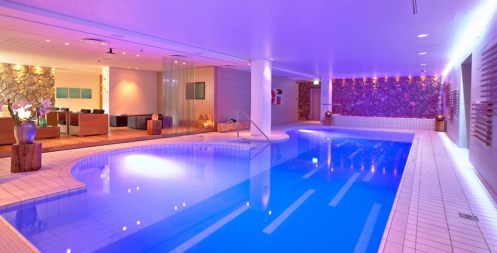 And extensive spa