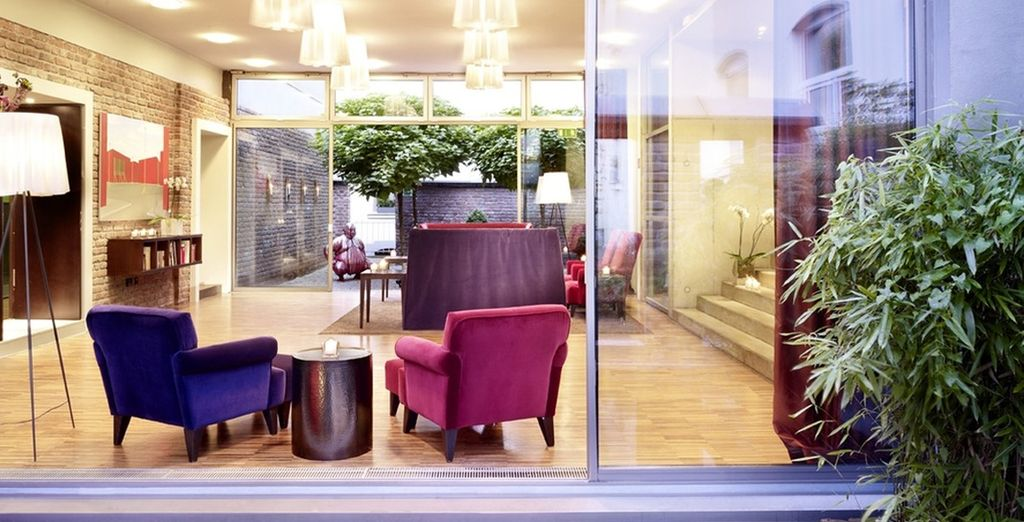 Your only hope – a chic, design hotel