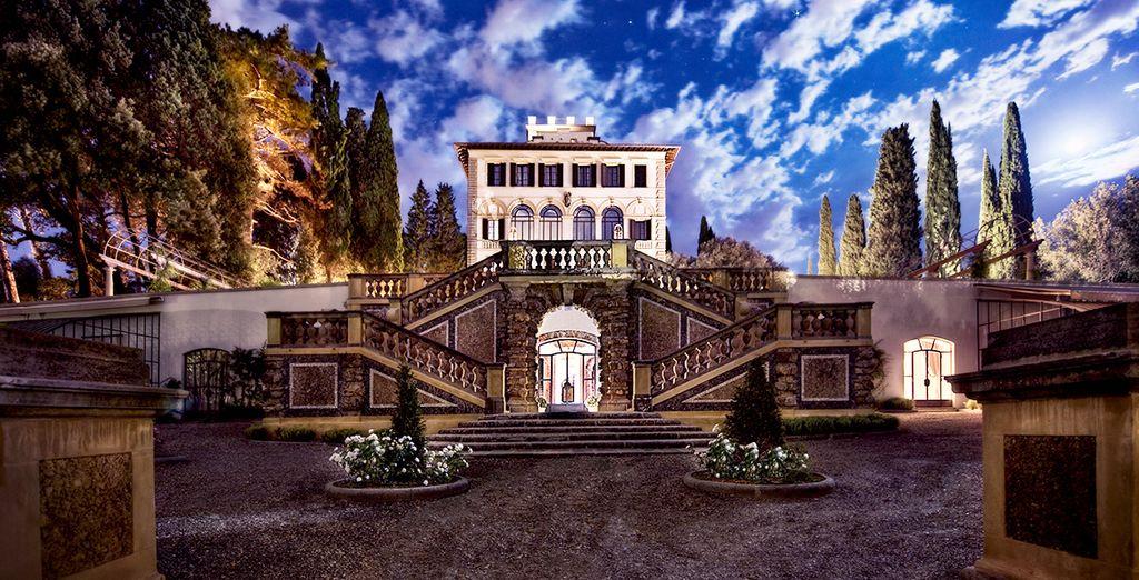 Welcome to the 5* Il Salviatino - Il Salviatino 5* Fiesole