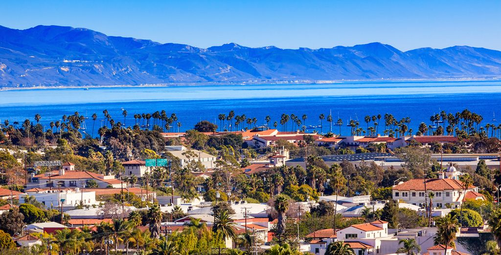 On the central California coast