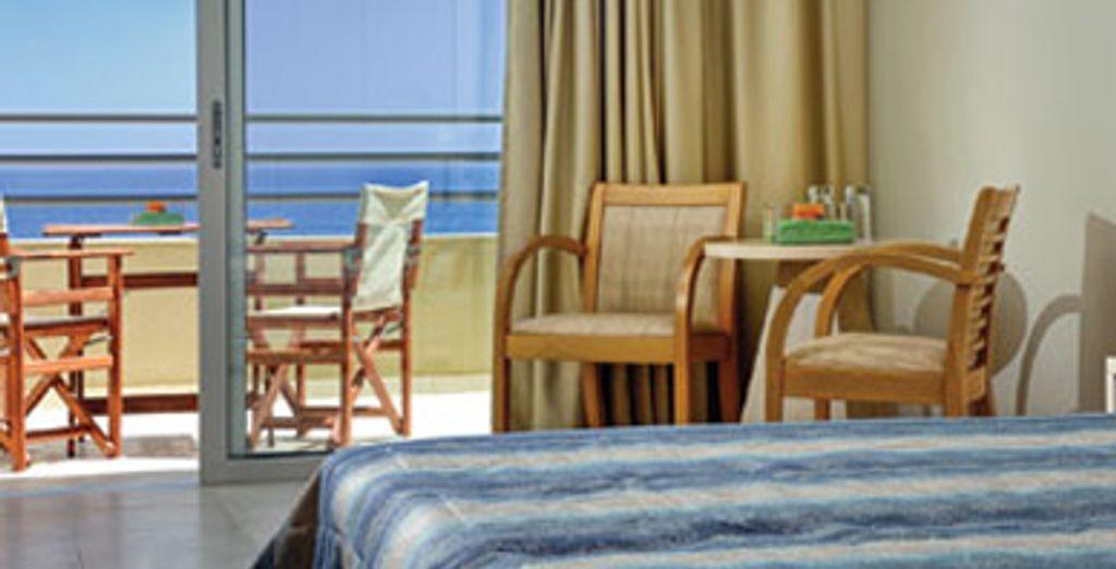 - Blue Marine Resort & Spa**** - Crete - Greece Crete