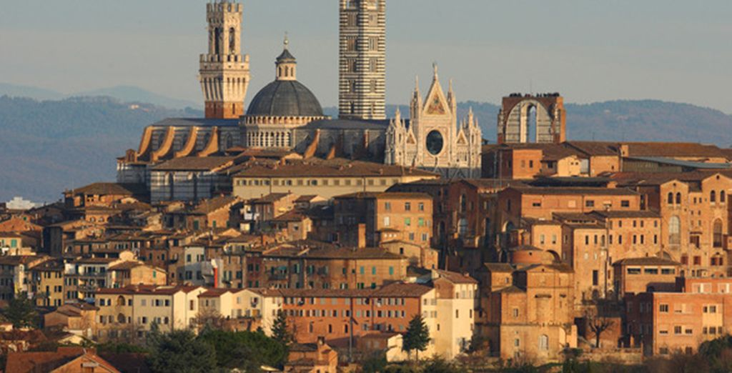 Or head to the memorable Siena