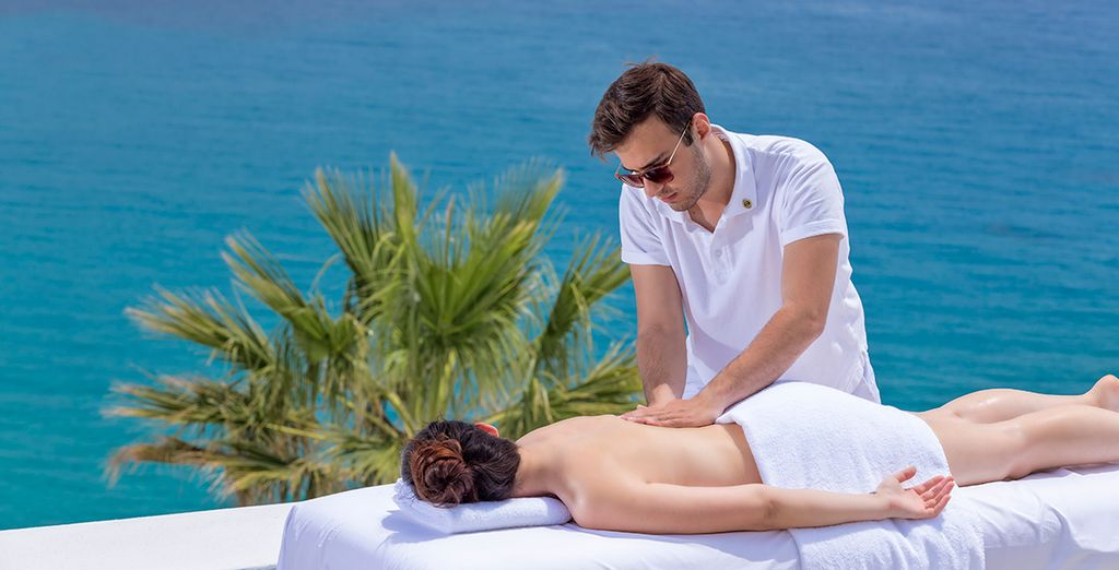Indulge in a relaxing massage - you have 15% off