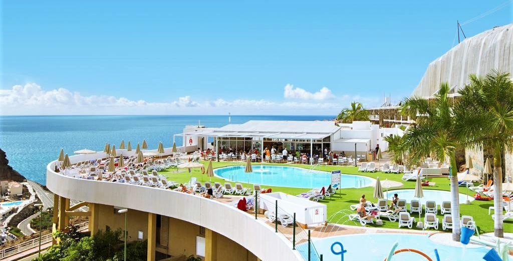 Hotel Altamadores 4* - luxury hotel in Gran Canaria