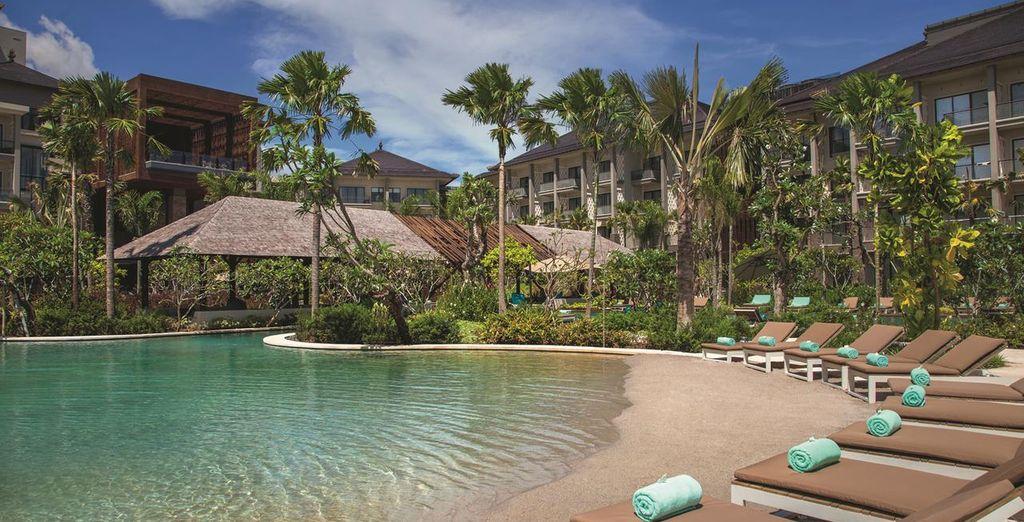 Mövenpick Resort Resort & Spa Jimbaran Bali 5* in Bali