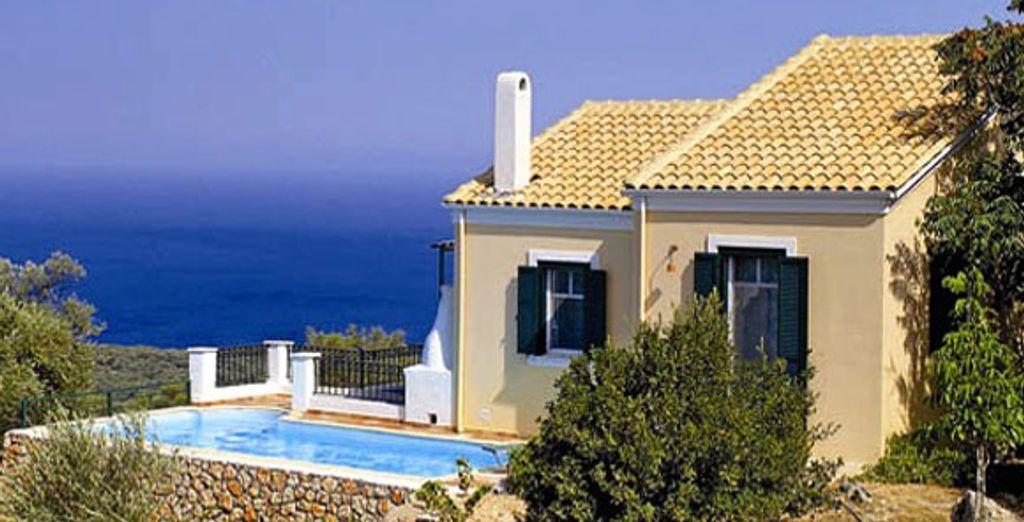 - Villas Ostria and Voryas - Lefkada - Greece Lefkada