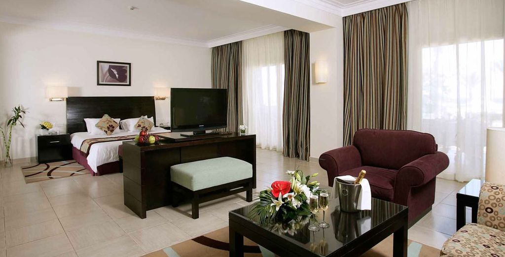 You'll love your Junior Suite