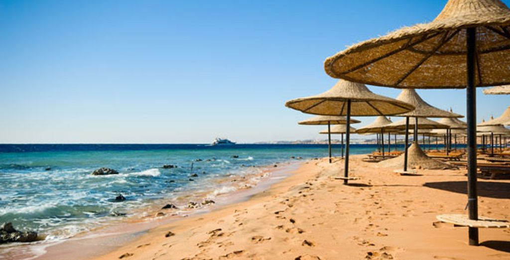 - Sharm El Sheikh Marriott Resort**** - Sharm El Sheikh - Egypt Sharm El Sheikh