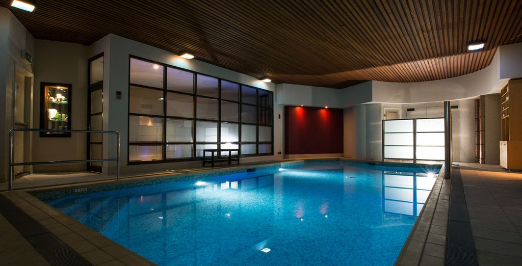 So head to the spa for some much needed relaxation