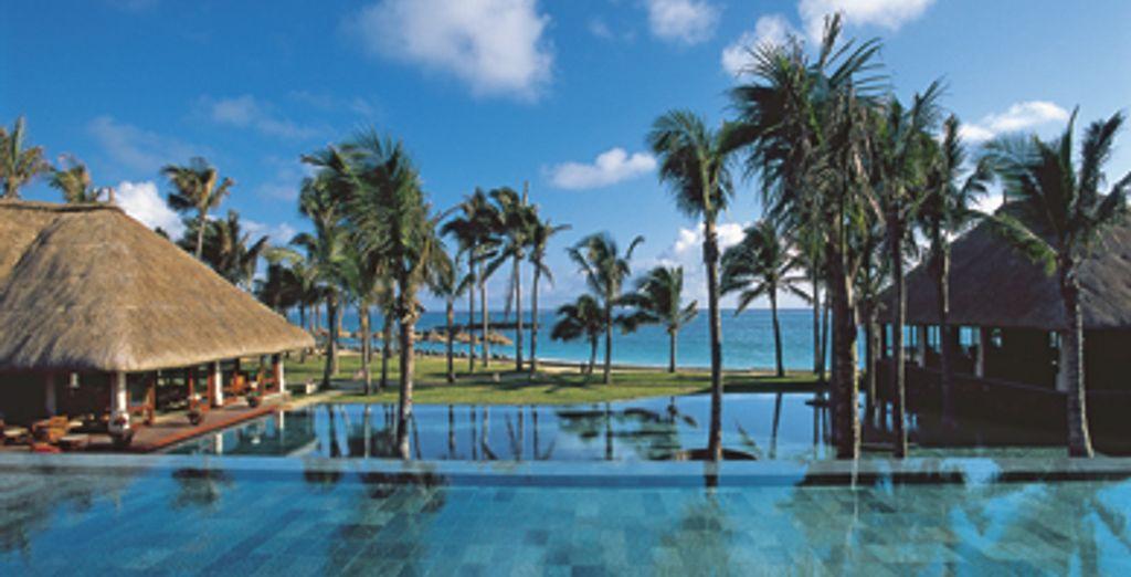 - Constance Belle Mare Plage***** - Poste De Flacq - Mauritius Mauritius