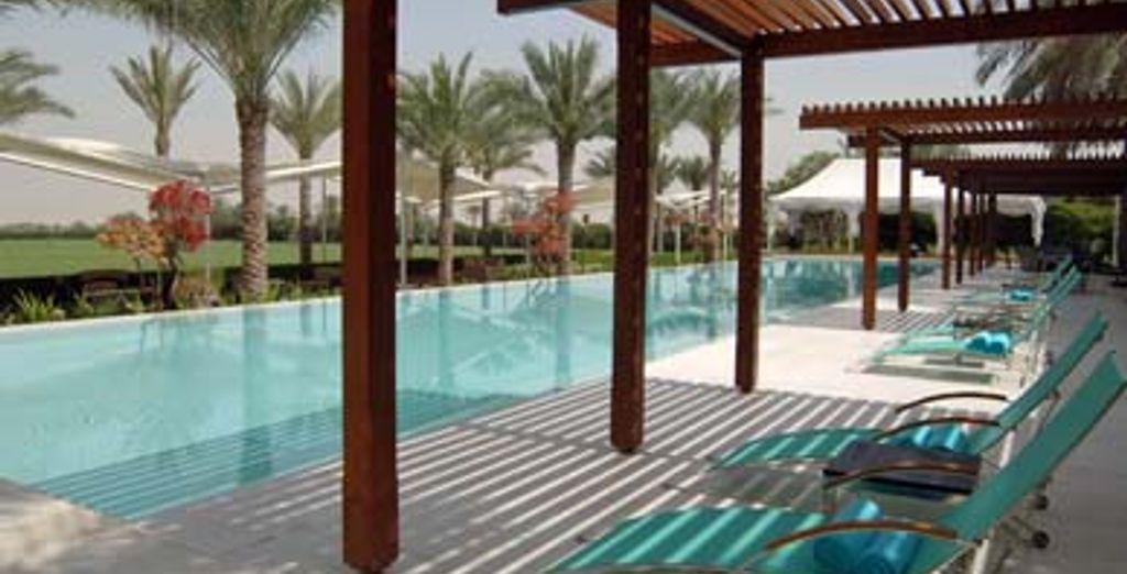 - Desert Palm by Per AQUUM***** - Dubai - UAE Dubai