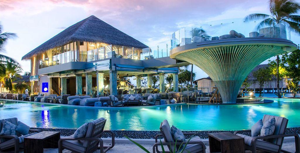 Finolhu Maldives 5* - Unique hotel in the Maldives