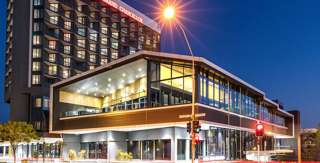 4* Parkroyal Darling Harbor - design hotel in Sydney