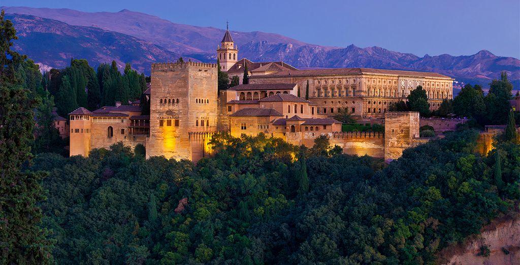 Autotour Ma belle Andalouse 4* et extension possible à Malaga
