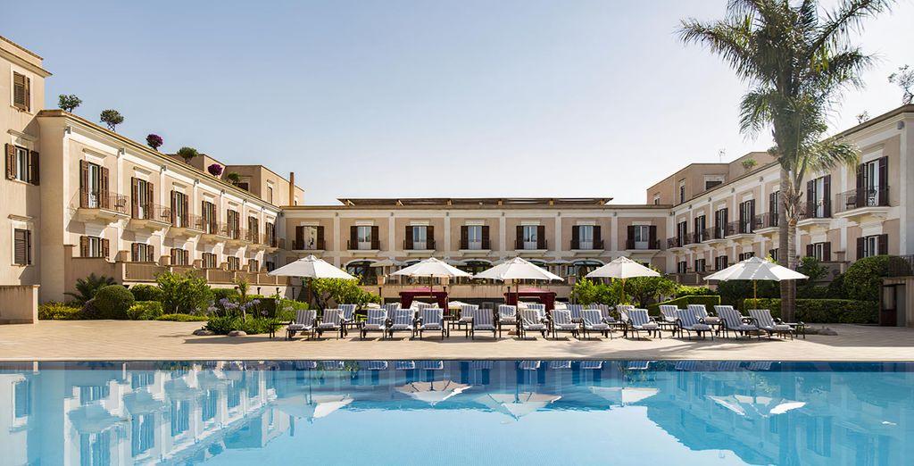 Hotel Giardino Di Costanza 5*