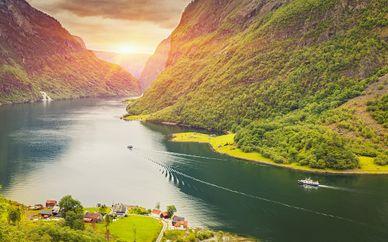 Magie der Fjorde 7 Tage / 6 Nächte