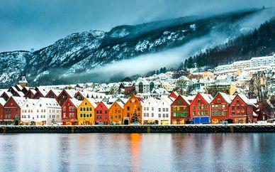 Bergen y los fiordos