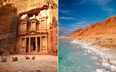Descubre Jordania y Jerusalén