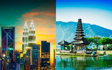 Esencial Kuala Lumpur y Bali
